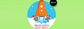 Timeline Express – Post Types Add-On