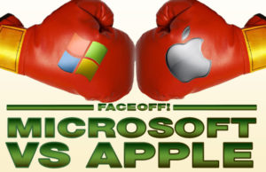Apple Sues Microsoft